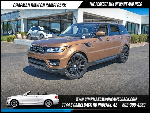 2016 Land Rover Range Rover Sport SE 9471 miles 22s Wireless data link Bluetooth Real time tra