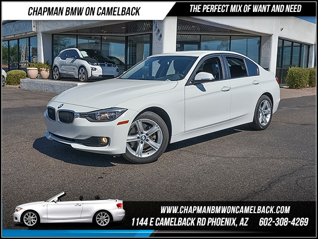 2014 BMW 3-Series Sdn 320i 37070 miles 6023852286 - 12th St and Camelback Chapman BMW on Camel