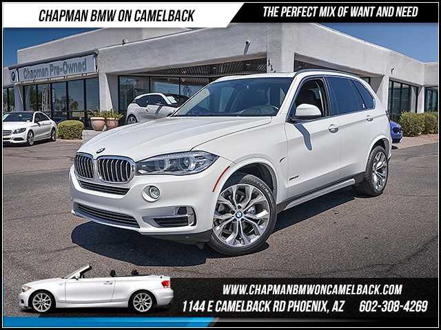 2014 BMW X5 xDrive35i 49328 miles Luxury Line Driving Assistance Package Premium Package 20 L
