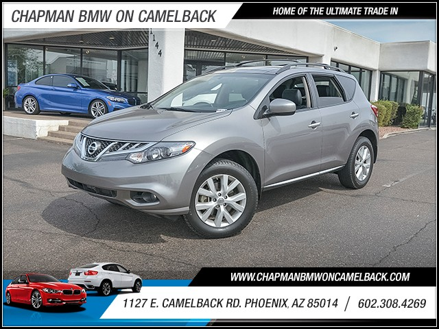 2011 Nissan Murano SV 70302 miles 6023852286 1127 E Camelback Rd Summer Sales Event on Now