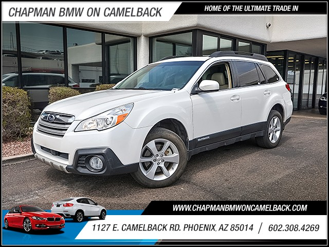 2013 Subaru Outback 36R Limited 103171 miles Chapman Value Center on Camelback is specializing i