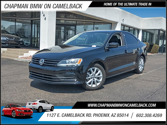2015 Volkswagen Jetta SE PZEV 59392 miles Chapman Value Center on Camelback is specializing in la