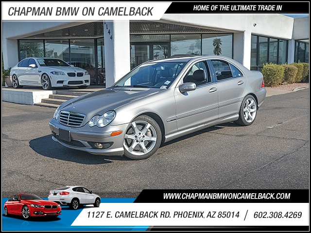2007 Mercedes C-Class C 230 Sport 89367 miles Phone pre-wired for phone Cruise control Anti-the
