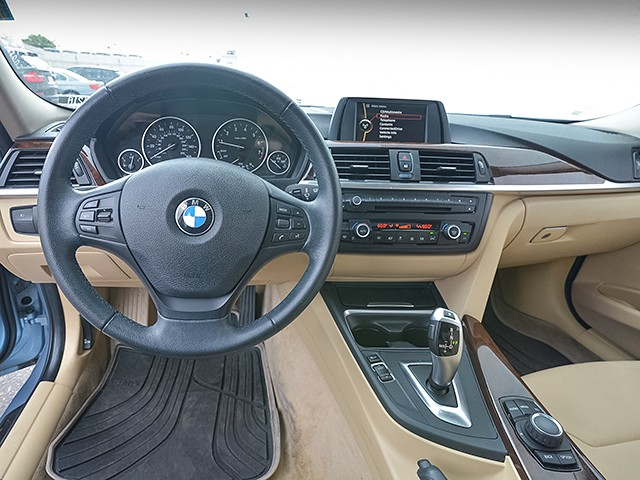2014 BMW 3-SERIES SDN 320I