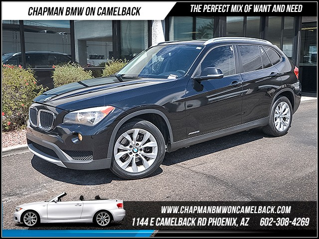 2013 BMW X1 xDrive28i 62785 miles 6023852286 - 12th St and Camelback Chapman BMW on Camelback