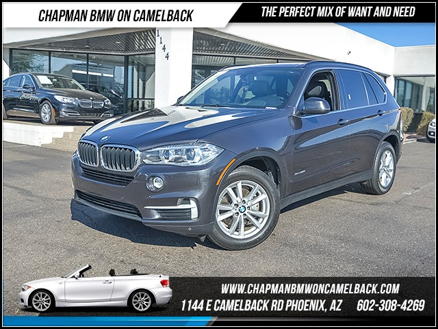 2015 BMW X5 xDrive35i 35789 miles 6023852286 Chapman BMW on Camelback CPO Sales Event Ove