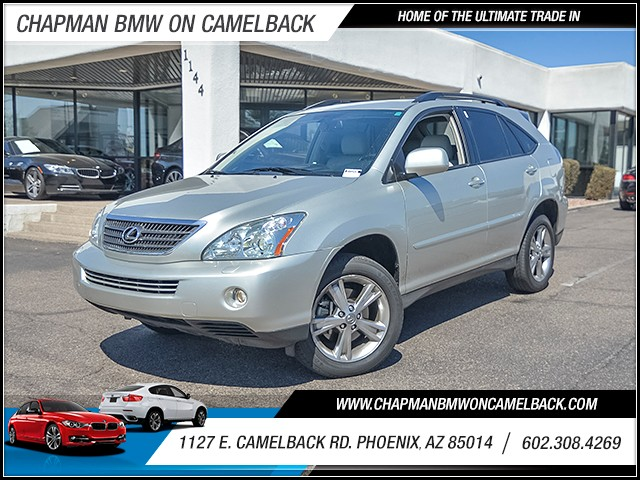 2007 Lexus RX 400h 73744 miles Chapman Value Center on Camelback is specializing in late model cl