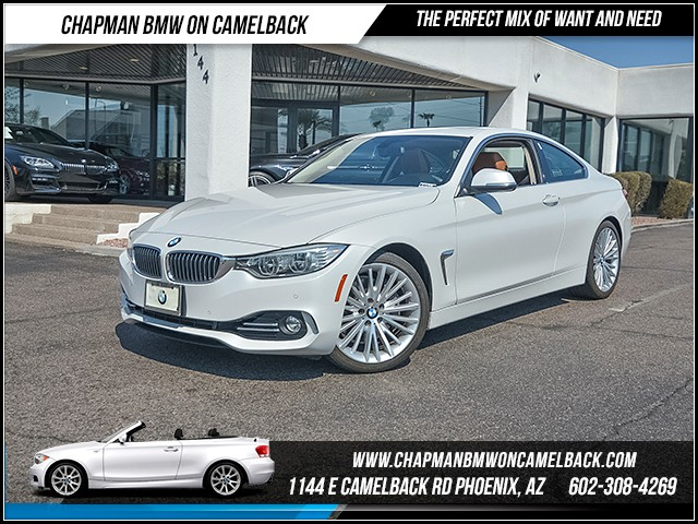 2014 BMW 4-Series 435i 29917 miles 6023852286 Chapman BMW on Camelback CPO Sales Event Ov