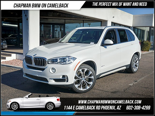 2016 BMW X5 xDrive35i 41411 miles 6023852286 - 12th St and Camelback Chapman BMW on Camelback