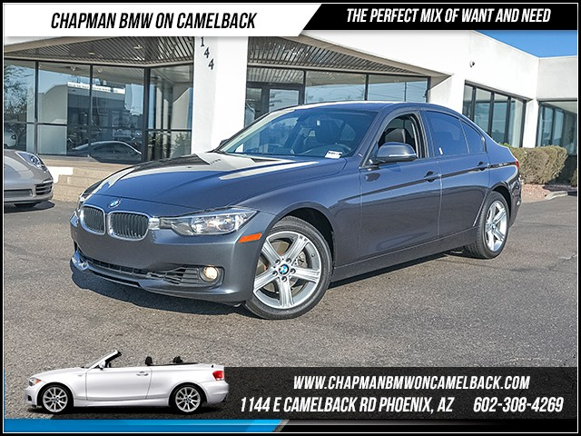 2012 BMW 3-Series Sdn 328i 76862 miles Wireless data link Bluetooth Phone pre-wired for phone C