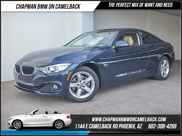 2015 BMW 4-Series 428i xDrive 32547 miles 1127 E Camelback Rd 6023852286 Under Construction S
