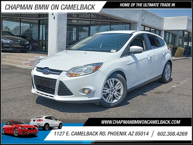 2012 Ford Focus SEL 72907 miles Chapman Value Center on Camelback is specializing in late model c