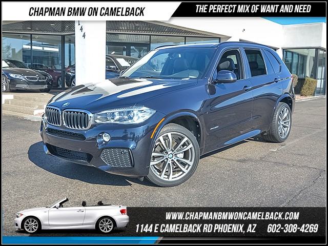 2014 BMW X5 xDrive35i 40166 miles 6023852286 Chapman BMW on Camelback CPO Sales Event Ove