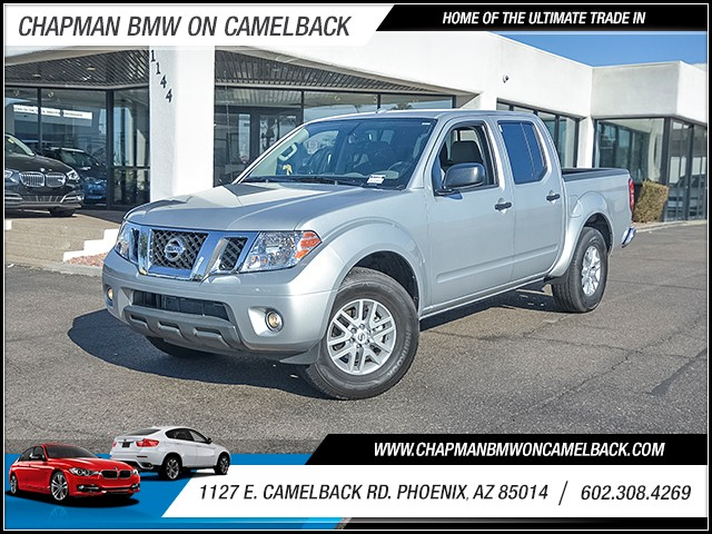 2016 Nissan Frontier SV Crew Cab 8597 miles Chapman Value Center on Camelback is specializing in