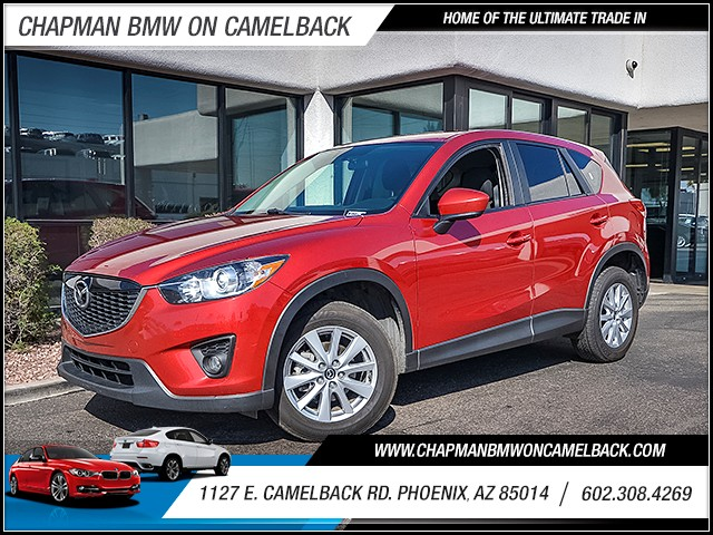 2015 Mazda CX-5 Touring 73992 miles Chapman Value Center on Camelback is specializing in late mod