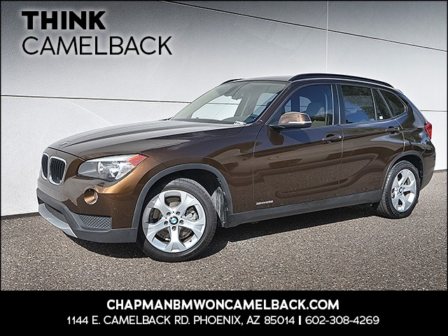 2013 BMW X1 sDrive28i 77105 miles 1127 E Camelback Rd 6023852286 Under Construction Sales Eve