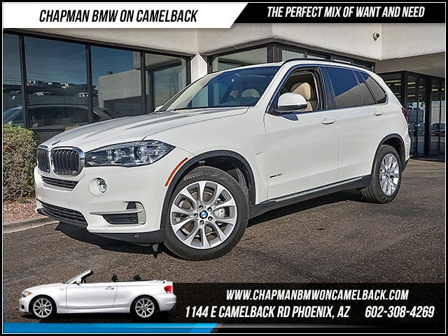 2016 BMW X5 xDrive35i 11724 miles Premium Package Driver Assist Package Wireless data link Blue
