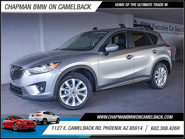 2014 Mazda CX-5 Grand Touring 22171 miles 6023852286 Chapman Value Center in Phoenix special