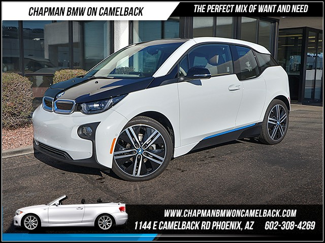 2017 BMW i3 5687 miles 6023852286 Chapman BMW on Camelback CPO Sales Event Over 200 Certi