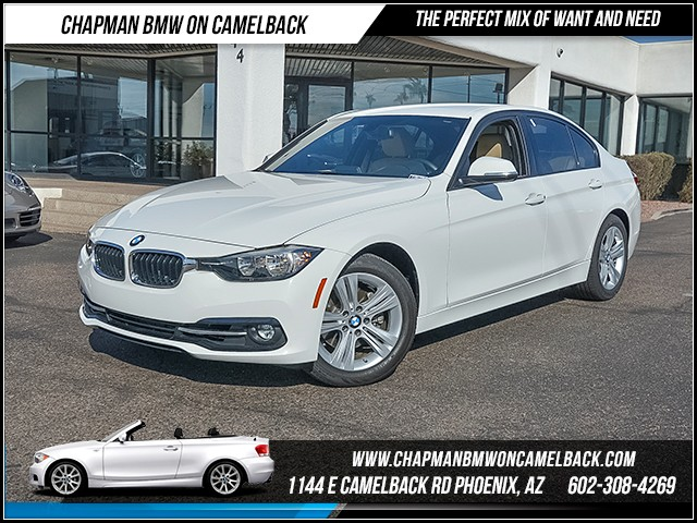 2016 BMW 3-Series Sdn 328i 16549 miles 6023852286 Chapman BMW on Camelback CPO Sales Event