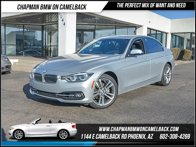 2016 BMW 3-Series Sdn 328i 16432 miles Sport Package Premium Package Wireless data link Bluetoo