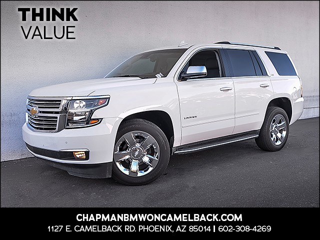 2015 Chevrolet Tahoe LTZ 44608 miles 6023852286Presidents Day Weekend Sale at Chapman Value