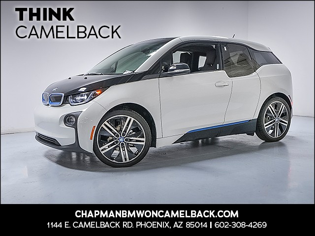 2015 BMW i3 10319 miles 6023852286 Chapman BMW on Camelback CPO Sales Event Over 200 Cert