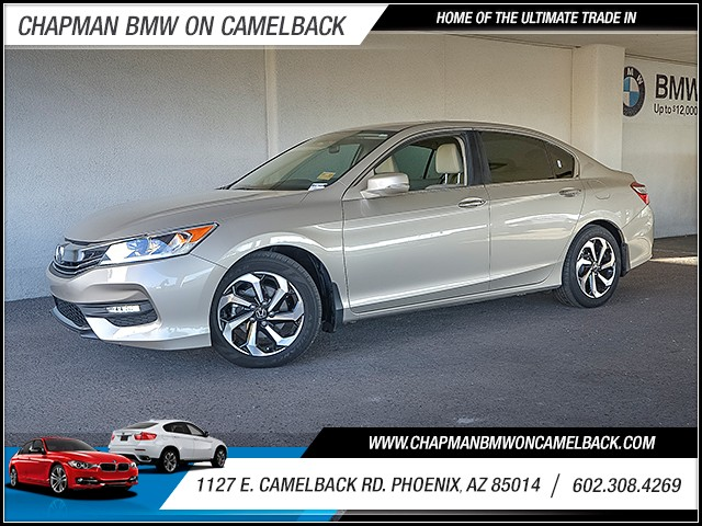 2016 Honda Accord EX 18188 miles 6023852286 Chapman Value Center in Phoenix specializing in