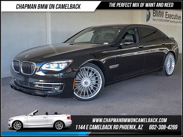2014 BMW Alpina B7 LWB 28264 miles 6023852286 Holiday Sales Event at Chapman BMW on Camelba