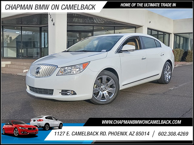 2010 Buick LaCrosse CXL 50200 miles Wireless data link Bluetooth Satellite communications OnStar