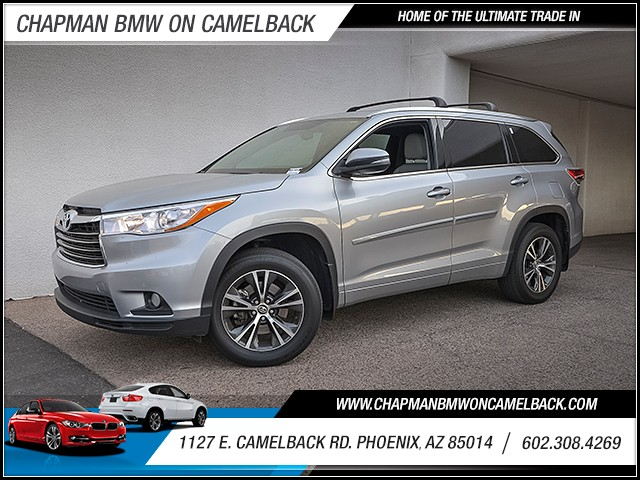 2016 Toyota Highlander XLE w Navigation 31000 miles 6023852286 Chapman Value Center in Phoe