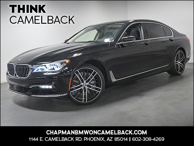 2016 BMW 7-Series 750i xDrive 8254 miles Cold Weather Package Driving Assist