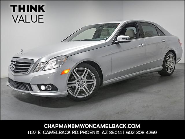 2010 Mercedes E-Class E 350 Luxury 46762 miles 6023852286 Chapman Value Center in Phoenix sp