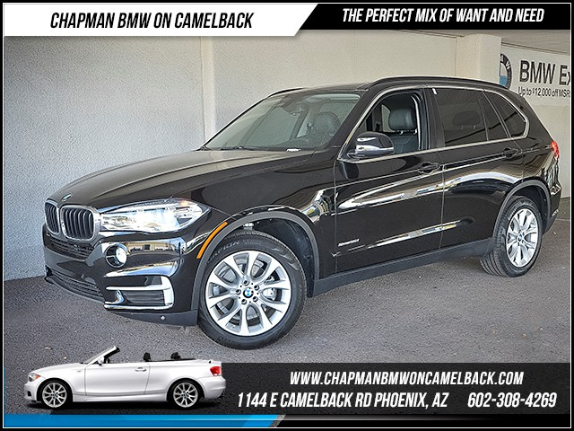 2016 BMW X5 sDrive35i 13945 miles Premium Package Heated front seats Rear view camera Real tim