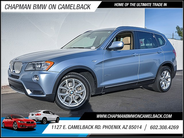 2011 BMW X3 xDrive35i 48500 miles Black Friday Sales Event Over 500 preowned vehicles in stock
