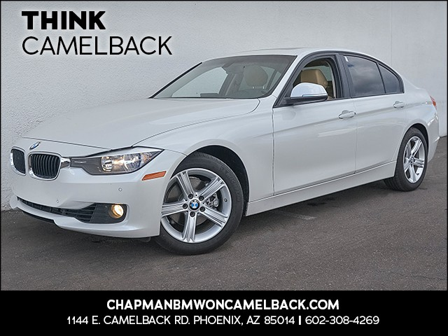 2015 BMW 3-Series Sdn 328i 40324 miles Premium Package Driving Assistance Package Wireless data