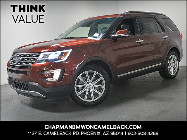 2016 Ford Explorer Limited 43986 miles 6023852286 Chapman Value Center in Phoenix specializi
