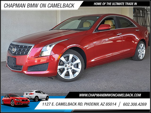 2014 Cadillac ATS 20T 43510 miles 6023852286Presidents Day Weekend Sale at Chapman Value Ce