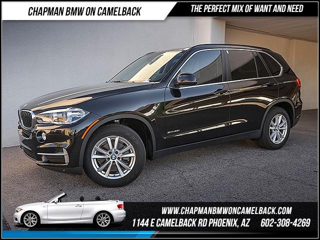 2014 BMW X5 sDrive35i 44620 miles Premium Package Chrome Line Exterior Phone hands free Wirele