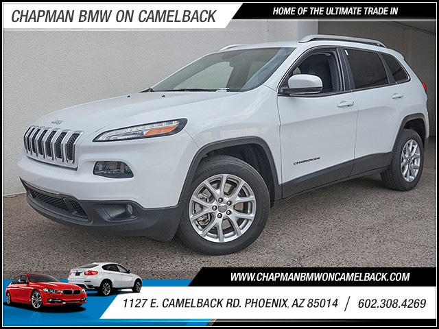 2015 Jeep Cherokee Latitude 39508 miles 6023852286 Chapman Value Center in Phoenix specializ