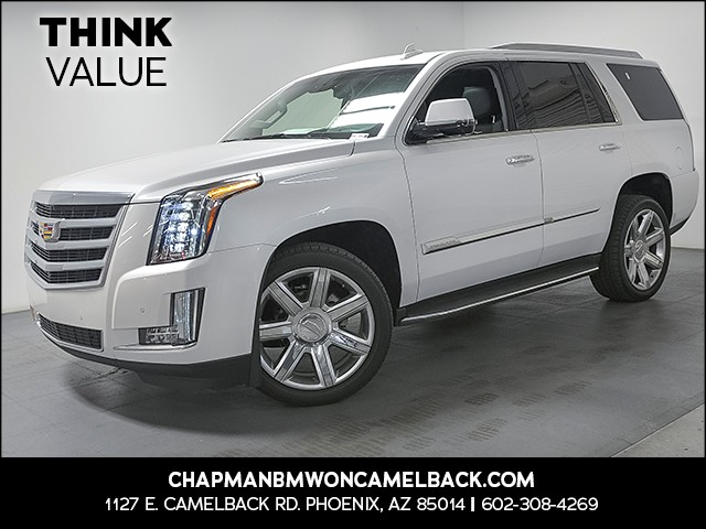 2016 Cadillac Escalade Luxury Collection 57597 miles Real time traffic Wireless data link Blueto