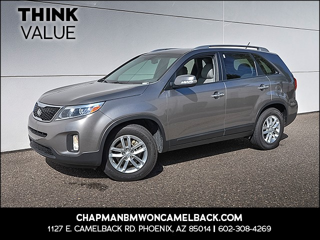 2015 Kia Sorento LX 55163 miles Wireless data link Bluetooth Cruise control Power door locks A