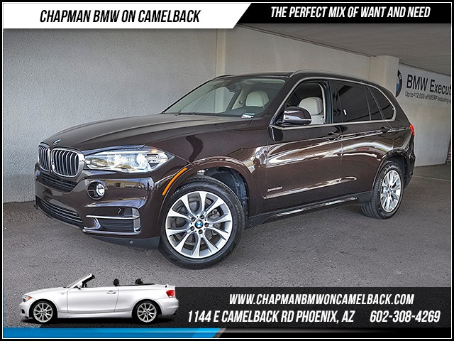 2014 BMW X5 sDrive35i 55987 miles 1127 E Camelback Rd 6023852286 Under Construction Sales Eve