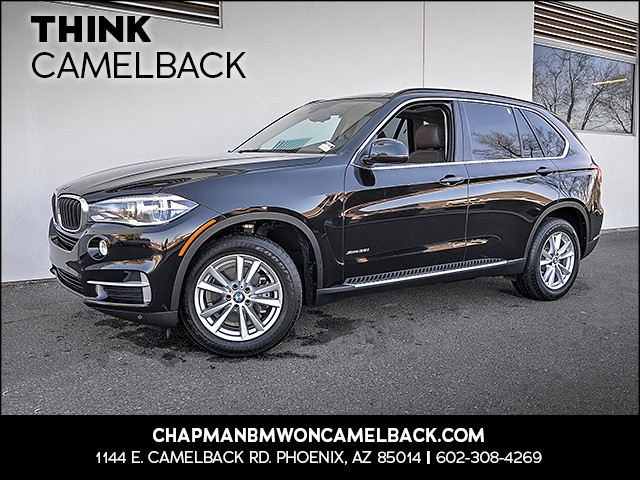 2015 BMW X5 xDrive35i 34857 miles Presidents Day Weekend Sale at Chapman BMW on Camelback Extra