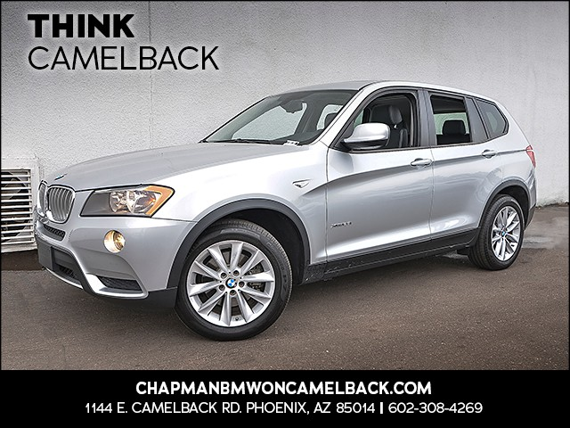 2014 BMW X3 xDrive28i 30083 miles Presidents Day Weekend Sale at Chapman BMW on Camelback Extra