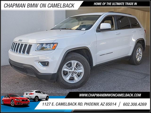 2014 Jeep Grand Cherokee Laredo 65271 miles 6023852286 Chapman Value Center in Phoenix speci