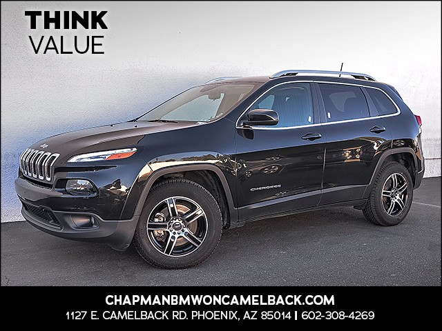 2016 Jeep Cherokee Latitude 49450 miles 6023852286Presidents Day Weekend Sale at Chapman Val