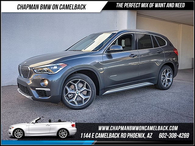 2016 BMW X1 xDrive28i 35865 miles 1127 E Camelback Rd 6023852286 Under Construction Sales Eve