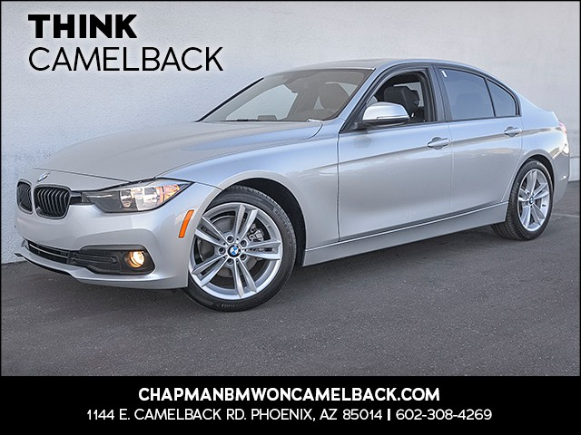 2017 BMW 3-Series Sdn 320i 14108 miles 1144 E Camelback Rd 6023852286 GRAND OPENING SALE at t