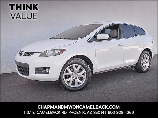 2007 Mazda CX-7 Grand Touring 127398 miles Cruise control 2-stage unlocking doors Steering whee